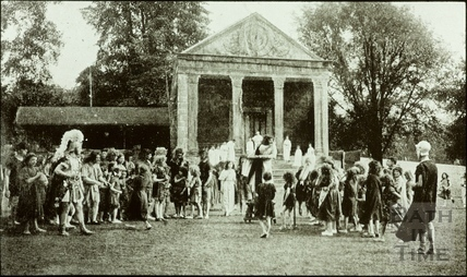 Bath Historical Pageant. Episode 1. The Greek Trader July 1909