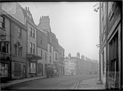 Corn Street, Bath c.1930