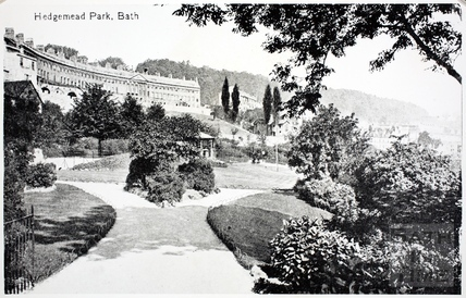 Hedgemead Park, Bath c.1910