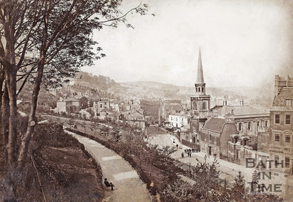 Hedgemead Park, Bath 1896
