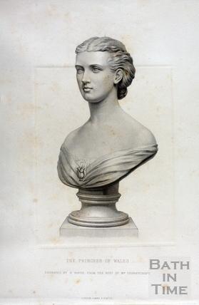 The Princess of Wales, Sister of Princess Amelia