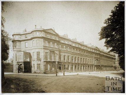 93 to 104, Sydney Place, Bath c.1890