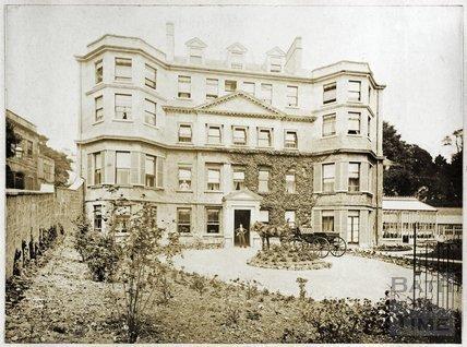 Lansdown Grove Hotel, Lansdown, Bath c.1890
