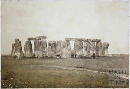 Stonehenge c.1890