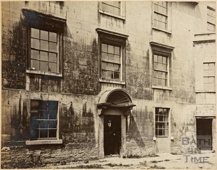 Cornwell House, Walcot Street, Bath c.1890