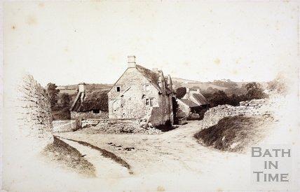 Old House, Englishcombe c.1860