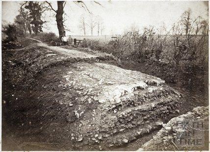 Roman Road, Radstock c.1890