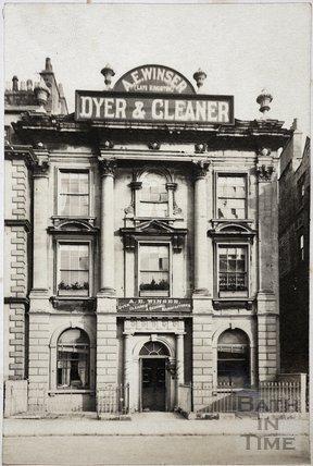 Nassau House, 13, Orange Grove c.1890