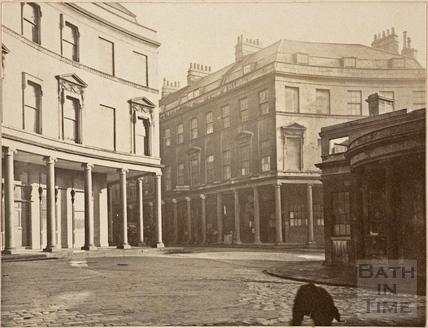 Bath Street, Bath c.1890