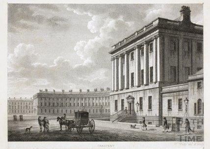 The Royal Crescent, Bath 1794