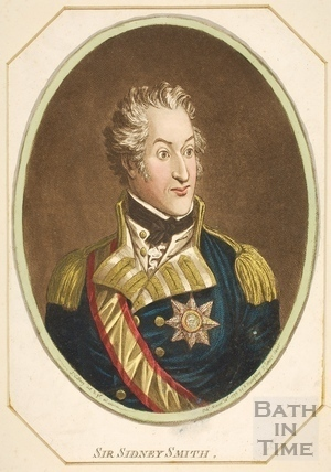 Sir Sidney Smith 1799