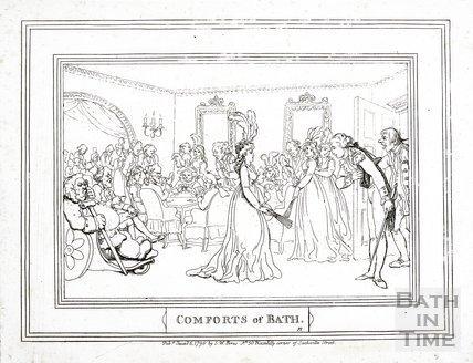 Comforts of Bath 1798