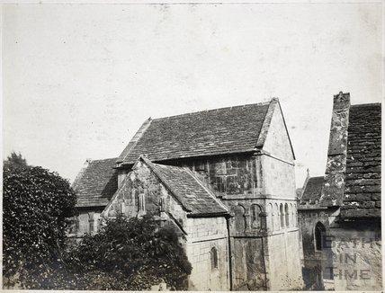 St. Laurence Saxon Church, Bradford on Avon 1890