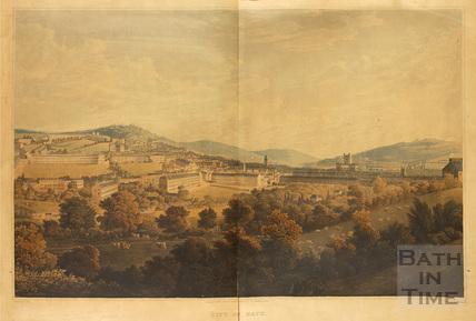 City of Bath 1826