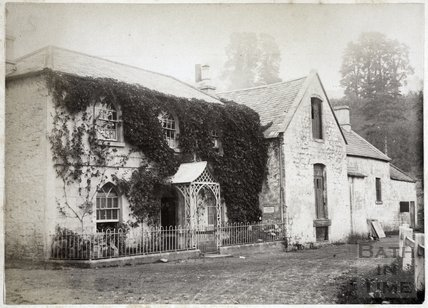 Tucking Mill Cottage and Mill, Tucking Mill c.1885
