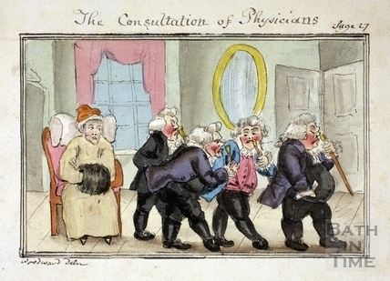 The Consultation of Physicians