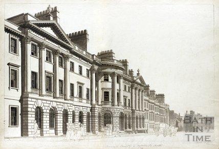 Somerset Buildings, Milsom Street, Bath
