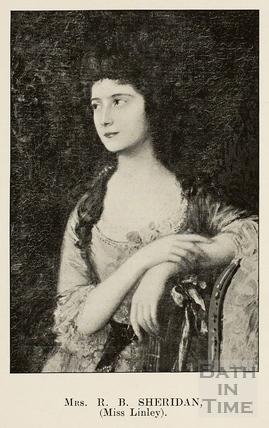 Mrs. R.B. Sheridan (Miss Linley)