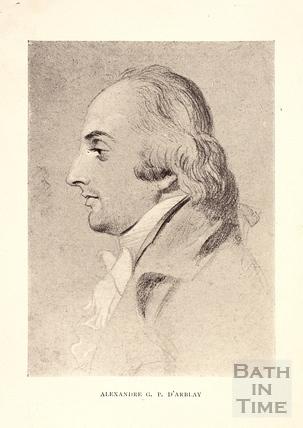Alexandre P D'Arbley 1793