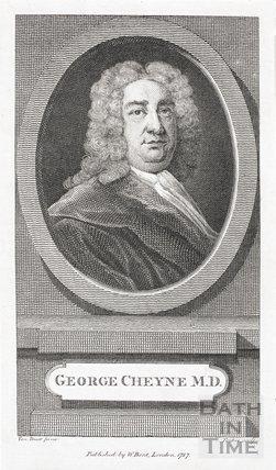 George Cheyney M.D. 1789