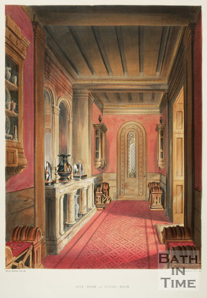 The Vestibule 1844