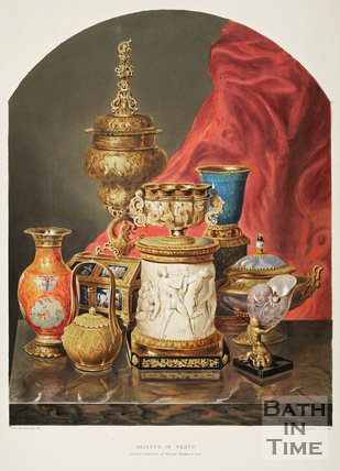 Objects of Vertu No. 2 in Mr. Beckford's Collection 1844