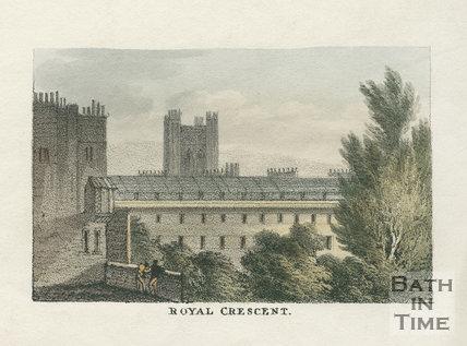 Royal Crescent c.1827