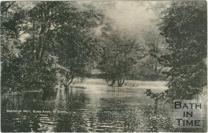Warleigh Weirs c.1910