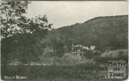 Warleigh Manor, near Bath c.1907