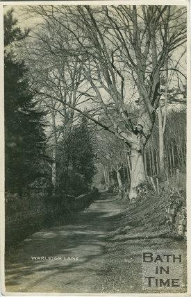 Warleigh Lane c.1907
