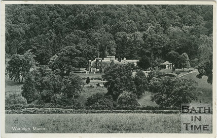 Warleigh Manor c.1937