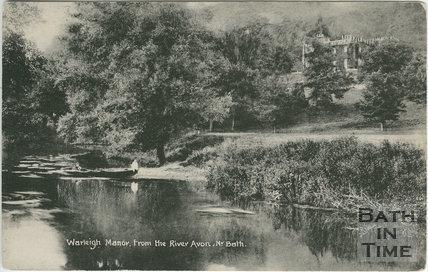 Warleigh Manor c.1910