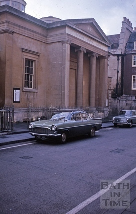 York Street Friends Meeting House 1964