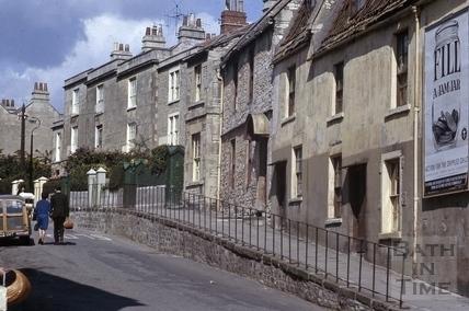 Weston Trafalgar Road 1965