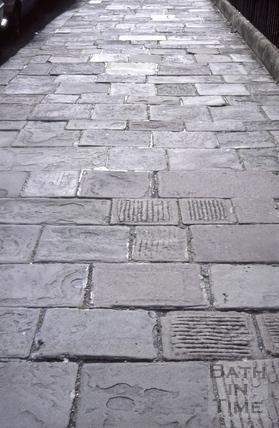 Bennett Street paving