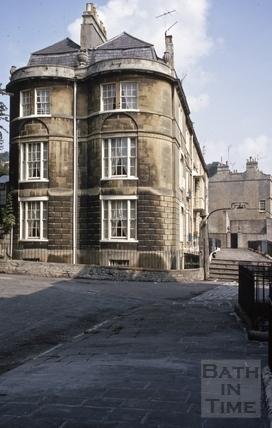 Widcombe Terrace August 1970