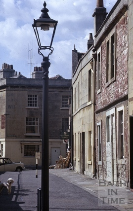 Weston High Street 1965