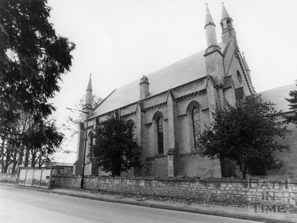 The chapel at St Martins Hospital 1982
