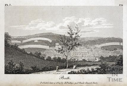 View of Bath 1803