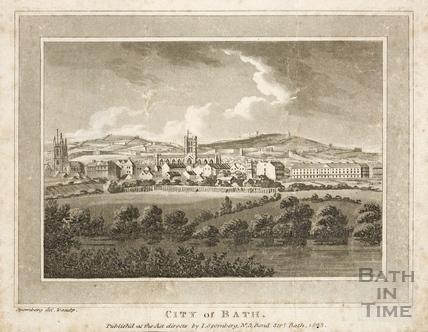 City of Bath 1803