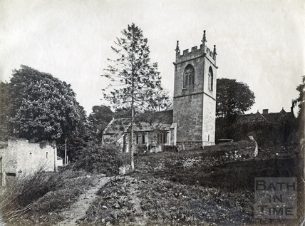 St Catherines Church c.1880