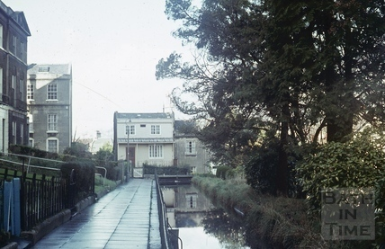 Prior Park Buildings, Bath c.1970