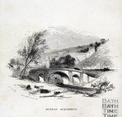 Dundas Aqueduct 1848