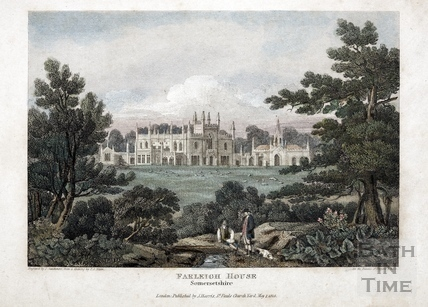 Farleigh House, Somersetshire 1818