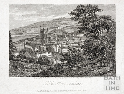 Bath Somersetshire 1817