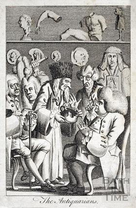 The Antiquarians c.1766