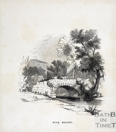 Wick Bridge 1848