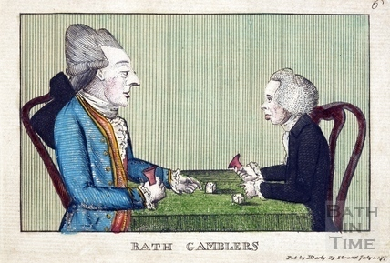 Bath Gamblers 1777