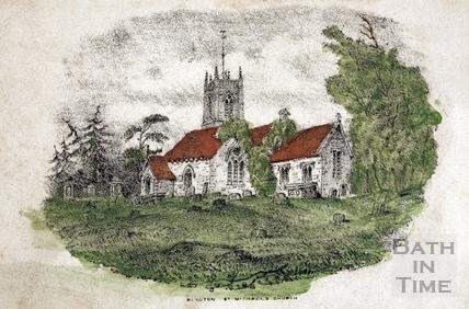 Kington St. Michael Church