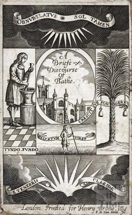 A Brief Discourse of Bathe 1676